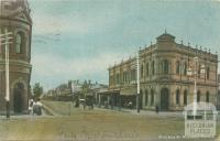 Puckle Street, Moonee Ponds, 1906