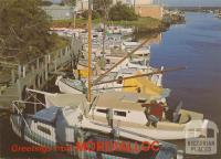 Mordialloc, popular bayside beach and holiday resort