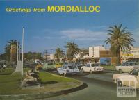 Mordialloc, popular bayside beach and holiday resort