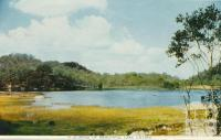 A Glimpse of Beautiful Lake Catani, Mount Buffalo, 1958