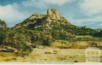 The Cathedral from Blackfellows Plain, Mount Buffalo, 1958