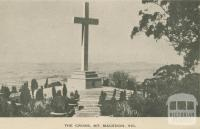 The Cross, Mount Macedon, 1949