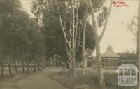 Murtoa Rotunda, Lake Marma Gardens