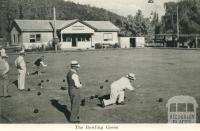 The Bowling Green, Myrtleford