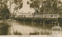 The Bridge, Nathalia, 1928