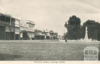 Victoria Street, looking South, Nhill