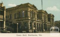 Town Hall, Northcote