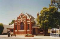 Court House, Numurkah