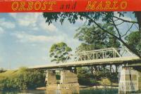 Snowy River Bridge at Orbost