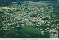 Aerial View of Orbost