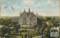 The University, Melbourne, Parkville, 1906