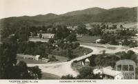 Panorama of Porepunkah