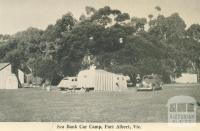 Sea Bank Car Camp, Port Albert