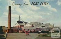 Glaxo-Allenbury factory, Port Fairy