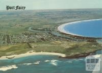 Aerial view of Port Fairy