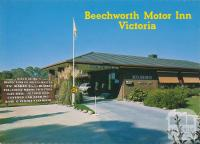 Beechworth Motor Inn