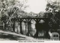 Bridge Over Glenelg River, Casterton