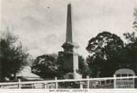 War Memorial, Casterton