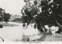 The 'S' Lagoon, Casterton