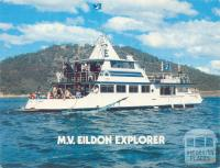 Lake Eildon Adventures, MV Eildon Explorer