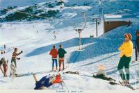 Summit T. Bar Lift, Falls Creek Ski Village