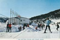 T. Bar Bottom Station and Power House, Falls Creek Ski Village