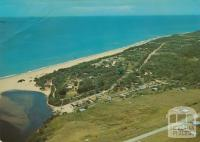 Aerial View Lake Tyers, 1974