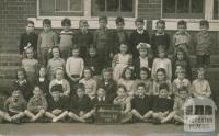 Moonee Ponds school class, 1949