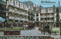 Old Melbourne Hotel, 1979