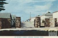 Sir Raymond Connelly Memorial Entrance Gates, Portsea