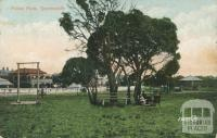 Public Park, Queenscliffe, 1907