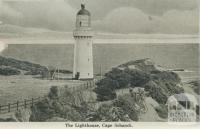 The Lighthouse, Cape Schanck, 1942