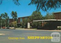 The Civic Centre, Shepparton