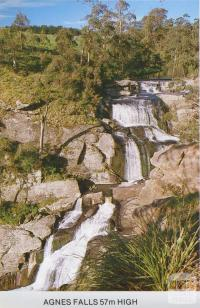 Agnes Falls 57m High, South Gippsland Shire