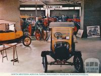 North Western Agricultural Machinery Museum, Warracknabeal