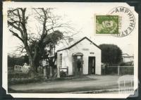 Old Post Office (1859), Amphitheatre, 1971