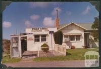 Nullawarre Post Office, 1981