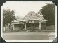 Post Office, relocated to the General Store Redesdale, 1972