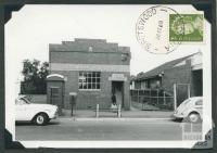 Spotswood Post Office, (opened 1882), 1968