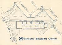 Map of Chadstone Shopping Centre - Official Preview, 1960