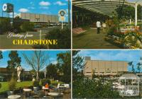 Chadstone Shopping Centre - Melbourne's first regional shoppping centre