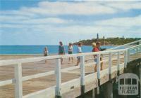 The Pier, looking to the Fort, Queenscliff