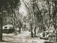 Camping Area, Rosebud