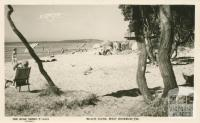 Beach Scene, West Rosebud
