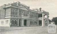 Town Hall, St Arnaud