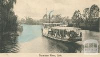 Thomson River, Sale, 1905