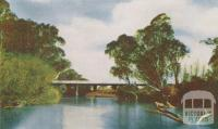 Thomson River, Sale, 1956