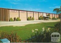 Sports Centre, Sale