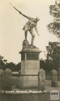 Soldiers' Memorial, Shepparton