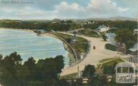 Front Beach, Sorrento, 1910